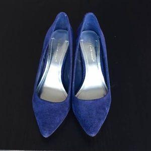 BCBGeneration heels blue/navy size 6